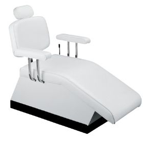 Collins 2300 Stationary Facial Lounge