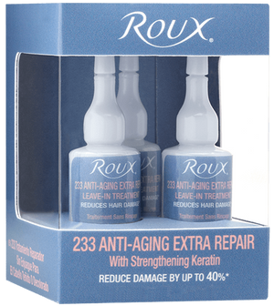 Roux Anti-Aging 233 Extra Repair Leave-In Treatment 3 Pack
