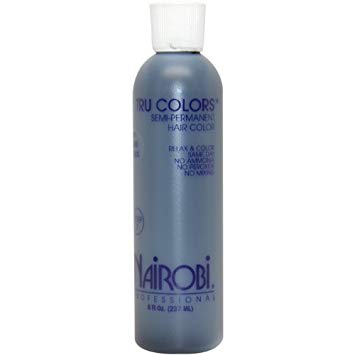 Nairobi Tru Colors Semi-Perm Hair Color 8oz