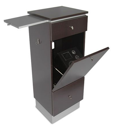 Collins 4401T-18 QSEp Tall Styling Vanity