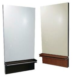 Collins 4404-30 QSEp Wall-Mount Mirror Frame w/ Mirror