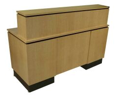 Collins 417-60 QSE Gamma Reception Desk