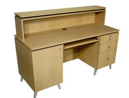 Collins 417C-60 QSE Delta Reception Desk