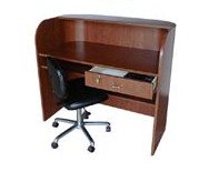 Collins 519-48 QSE Reception Desk