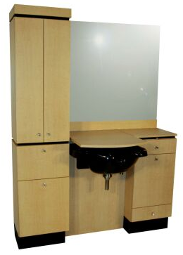 Collins 4424-60 NEO Superior Wet Booth Unit