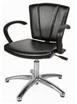 Collins 4430 Sean Patrick Shampoo Chair Spring Back