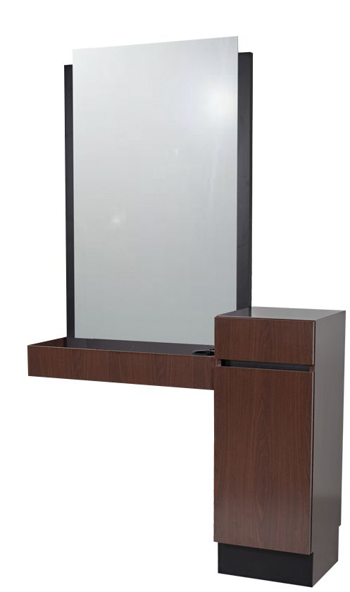 Collins 465-48Reve Styling Vanity w/ Ledge