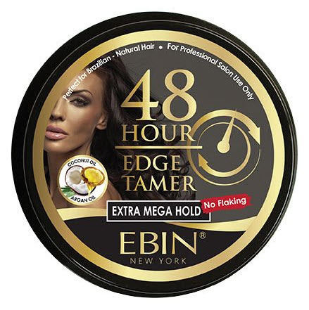 Ebin 48 Hour Extra Mega Hold Edge Tamer 2.3oz