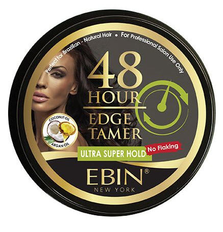 Ebin 48 Hour Ultra Super Hold Edge Tamer 2.3oz