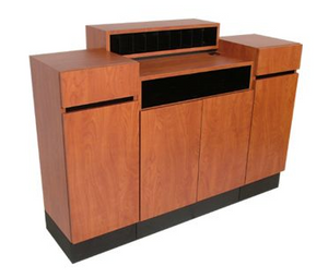 Collins 491-60 Reve Reception Desk