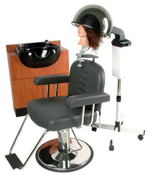 Collins 502 Mannequin Head Simulator