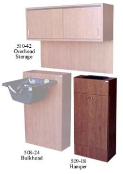 Collins 509-18-39 QSEp Shampoo Well and Hamper
