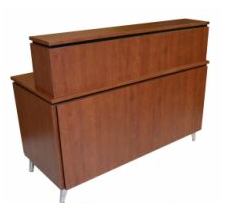 Collins 416C-56 QSE Beta Reception Desk