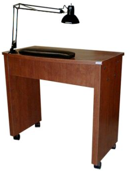 Collins 517-32 QSEp Petite Nail Table