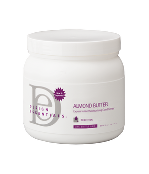 Design Essentials Almond Butter Express Instant Moisturizing Conditioner