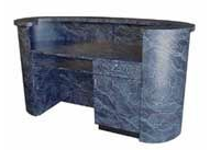 Collins 617-68 Maleeta II Reception Desk