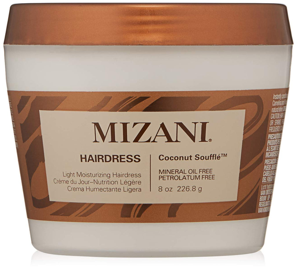 Mizani Coconut Souffle Hairdress 8oz