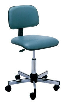 Pibbs 646 Ergonomic Multi Purpose Stool w/ Back