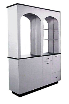 Collins 732-60 Archways Back-to-Back Station