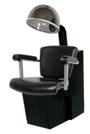 Collins 7620D Vittoria Dryer Chair w/ Dryer
