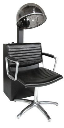 Collins 7820D Aluma Dryer Chair w/ Dryer