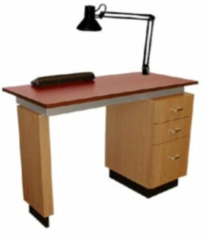 Collins 784-42 Lexington Manicure Table
