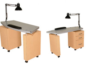 Collins 804-48 Soho Studio Nail Table