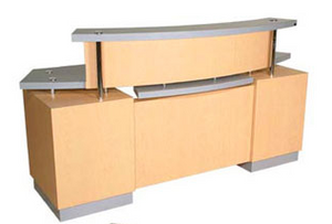 Collins 806-80 Soho Reception Desk
