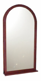 Collins 812-30 Berkshire Mirror and Frame and Ledge