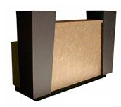 Collins 822-72 Providence I Reception Desk