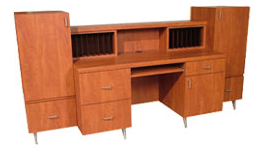 Collins 836-96 Hampton Reception Desk