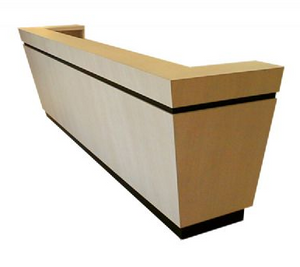 Collins 862-144 Vanelle Reception Desk