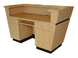 Collins 862-72 Vanelle Reception Desk