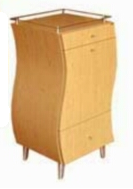 Collins 866-21 Addison Styling Station (Cabinet Only)