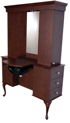 Collins 879-48 Bradford Wet Booth Vanity