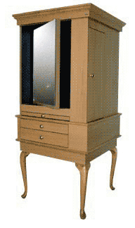 Collins 881-34 Bradford Back-to-Back Styling Vanity