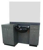 Collins 900-60 Continental Wet Booth Unit
