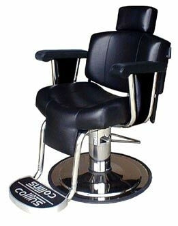 Collins Continental Barber Chair 9010
