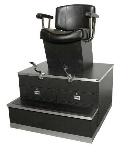 Collins Continental 9040 Shoe Shine Stand