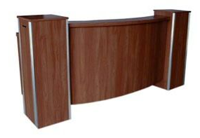 Collins 906-96 Cambridge Reception Desk