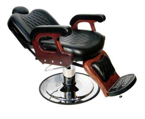 Collins Commander II Barber Chair 9060