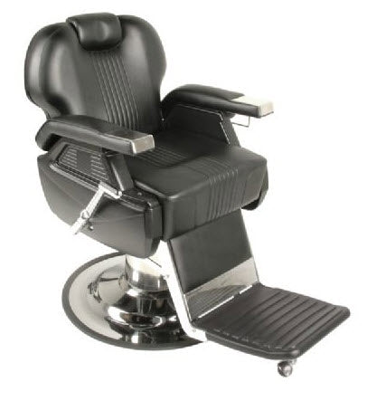 Collins 9075 Traditions Hand Pump Barber Chair