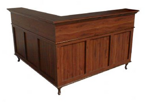 Collins 913-66 Bradford L Reception Desk