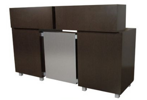 Collins 931-74 Amati Galileo Reception Desk