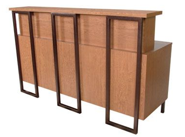 Collins 950-72 Enova Uno Reception Desk