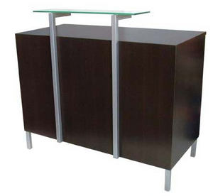 Collins 951-48 Enova Due Reception Desk