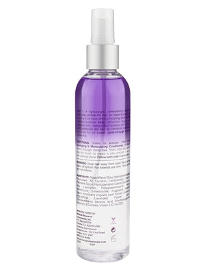 Design Essentials Agave & Lavender Moisturizing Blow Dry & Style Primer 8oz