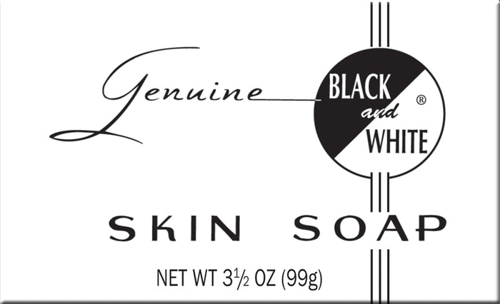 Black & White Skin Soap 3.5oz