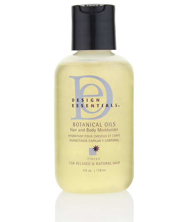 Design Essentials Botanical Oils 4oz