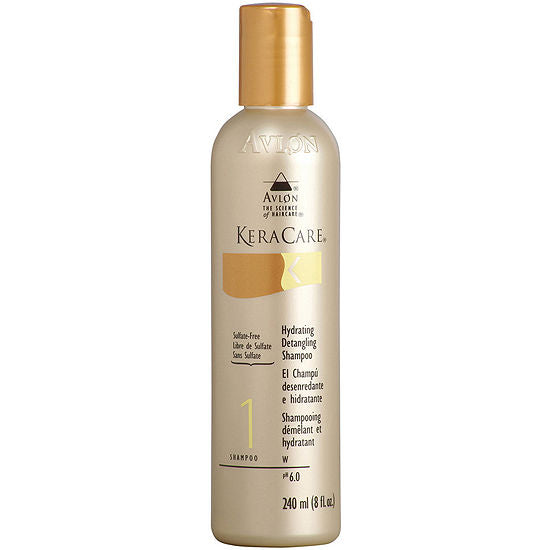 Moisturizing and Hydrating Shampoo